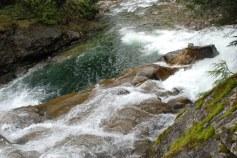 alpine falls pool