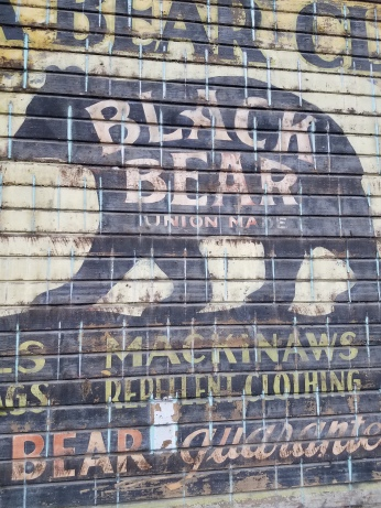 Black Bear Mural Fundraising
