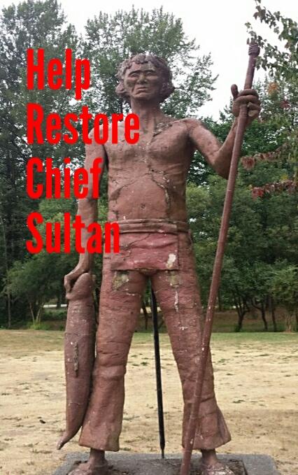 Chief Sultan Fundraising