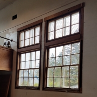 Newly Glazed Windows