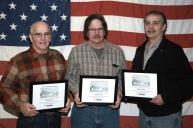 2017 Volunteers honored